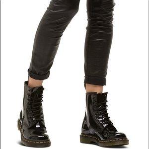 Dr Marten Patent Leather boots